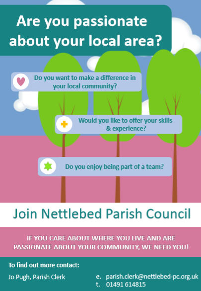 Nettlebed Parish Council - Councillor Vacancy